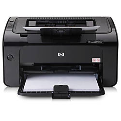 HP LaserJet Pro P1102w Monochrome Laser Printer