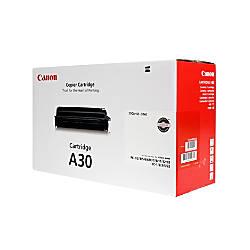 Canon A30 Black Toner Cartridge 1474A002AA