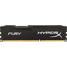 Kingston HyperX Fury Memory Black 8GB