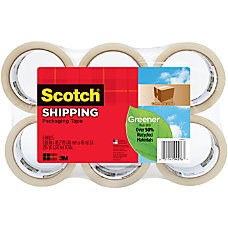 Scotch 3750 Greener Commercial Grade Packing