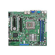 Supermicro X7SLM L Server Motherboard Intel