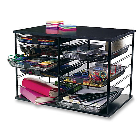 Rubbermaid desktop organizer 12 compartments 16 4 height x - Rubbermaid desk organizer ...