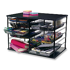 Rubbermaid Desktop Organizer 12 Compartments 164