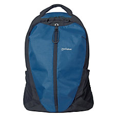 Manhattan Airpack 156 Laptop Backpack BlueBlack