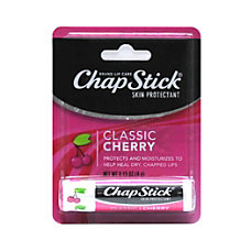 ChapStick Lip Balm 015 Oz Classic