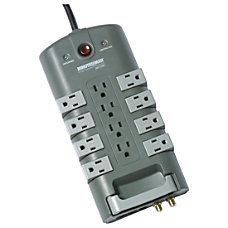 Minuteman MMS Series 12 Outlet Surge