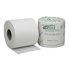 100percent Recycled Bathroom Tissue 2 Ply