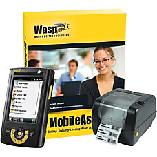 Wasp MobileAsset Standard with HC1 WPL305