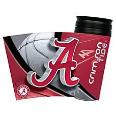 Hunter NCAA Insulated Travel Tumbler Alabama