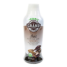 Grand Avenue Organic Iced Coffee Mix