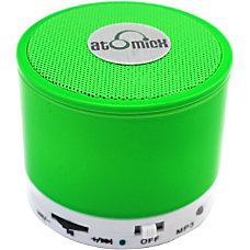 AtomicX Speaker System Wireless Speakers Neon