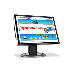 Typing Instructor Web for Kids Quarterly