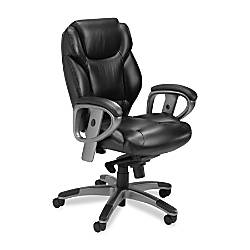 Mayline Ultimo Managerial Mid Back Chair