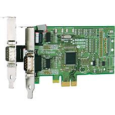 Brainboxes PX 101 2 port PCI