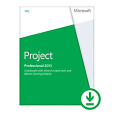 Microsoft Office Project Professional 2013 Download