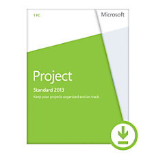 Microsoft Office Project Standard 2013 Download