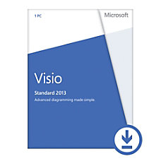 Microsoft Office Visio Standard 2013 Download