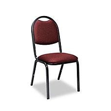 Virco Upholstered Stack Chairs 35 12