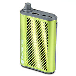 GOgroove BlueSYNC 3-In-1 Portable Bluetooth Speaker, Green