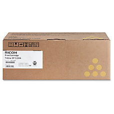 Ricoh 406044 Yellow Toner Cartridge