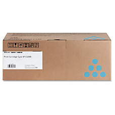 Ricoh Cyan Toner Cartridge