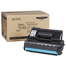 Xerox 113R00711 Black Toner Cartridge