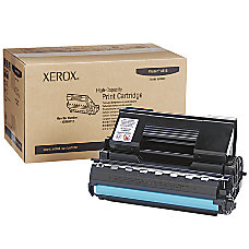 Xerox 113R00712 High Yield Black Toner
