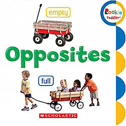 Scholastic Library Publishing Rookie Toddler Opposites