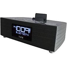 iHome iBN97 Desktop Clock Radio Stereo