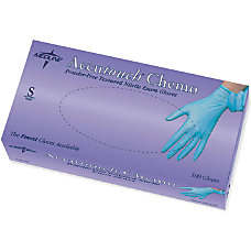 Accutouch Chemo Disposable Powder Free Nitrile