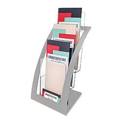 Deflect O Contemporary 3 Pocket Plastic