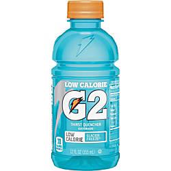 Gatorade Quaker Foods G2 Glacier Frz