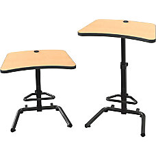 Up Rite Student Height Adjustable SitStand