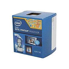 Intel Pentium G3430 Dual core 2