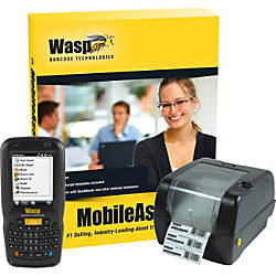 Wasp MobileAsset Standard with DT60 WPL305