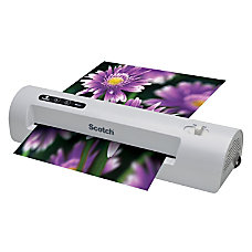 Scotch TL 901 Thermal Laminator