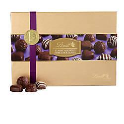 Lindt Chocolate Dark Assortment Gold Gifting