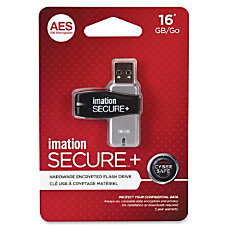Imation Secure Drive Hardware Encrypted USB