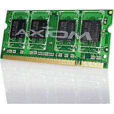 Axiom 2GB DDR2 533 SODIMM AX2533S4S2G