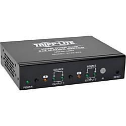 Tripp Lite HDMI over Cat5 Cat6