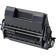 Oki Black Toner Cartridge Black Laser