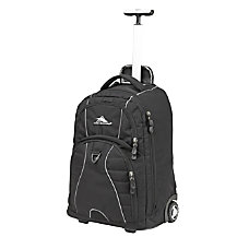 HIGH SIERRA Freewheel Rolling Backpack With