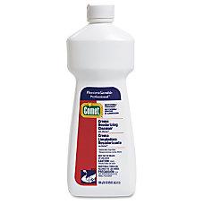 Comet Creme Deodorizing Cleanser Liquid Solution