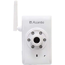Asante Voyager SmartBot Network Camera Color