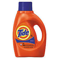 Tide 32 Loads Liquid Detergent Liquid