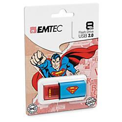 EMTEC Superhero USB 20 Flash Drive