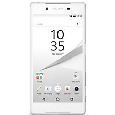 Sony Xperia Z5 Cell Phone White