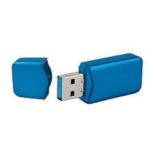Ativa MicroSD Card Reader Blue