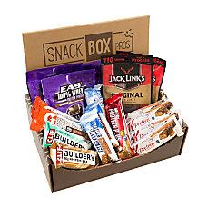 Snack Box Pros Power Protein Sampler