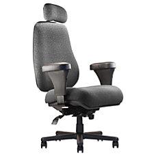 Neutral Posture Big Tall Fabric Chair